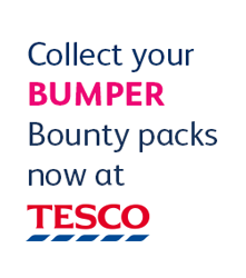 Collect your Bumper packs now at Tesco