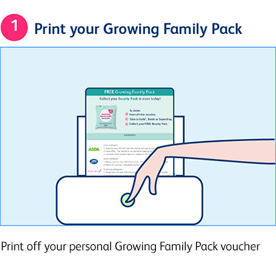 Print your Growing Family Pack