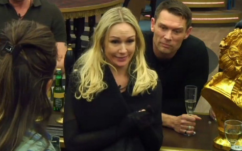 Kristina Rihanoff Celebrity Big Brother