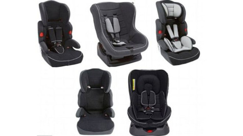 Car seats recalled
