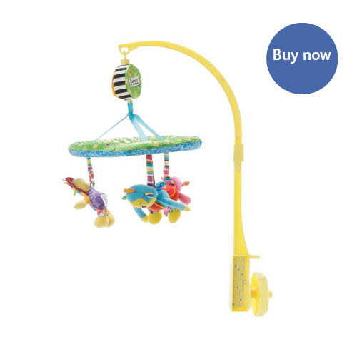 Lamaze – Jungle Dreams Wind Up Mobile