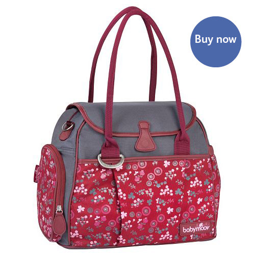 Changing Bag Babymoov Cherry