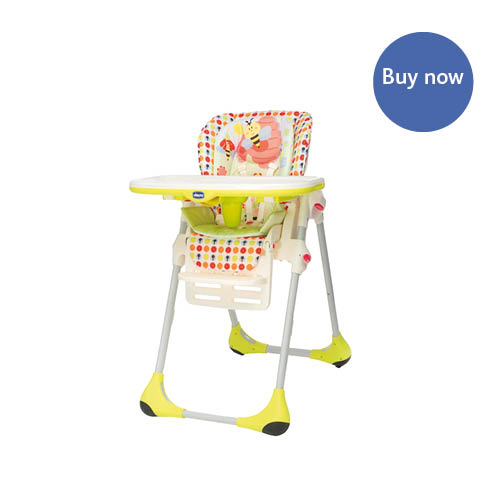 Chicco – Polly 2-in1 Highchair