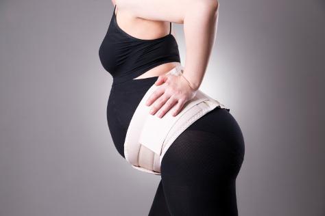 Should I wear a pregnancy support belt?