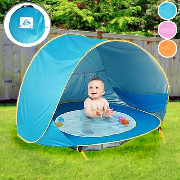 Baby Pool Tent