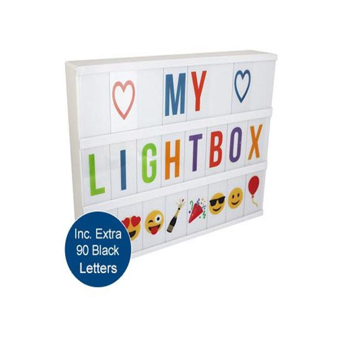 TW lightbox
