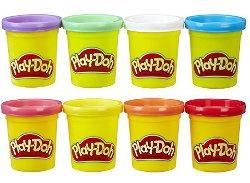 Play Doh rainbow 250