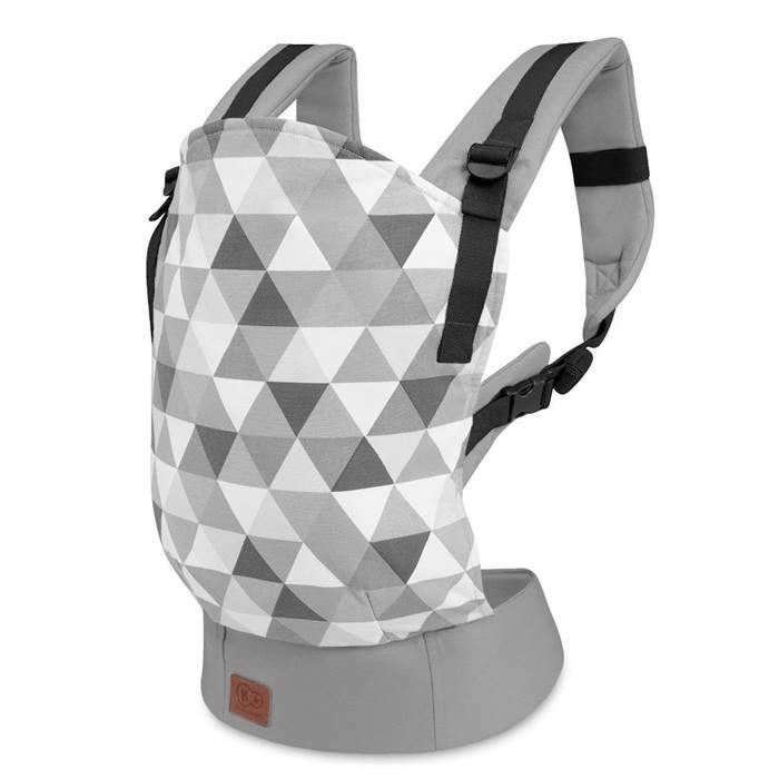 Kinderkraft Nino Baby Carrier (Grey)