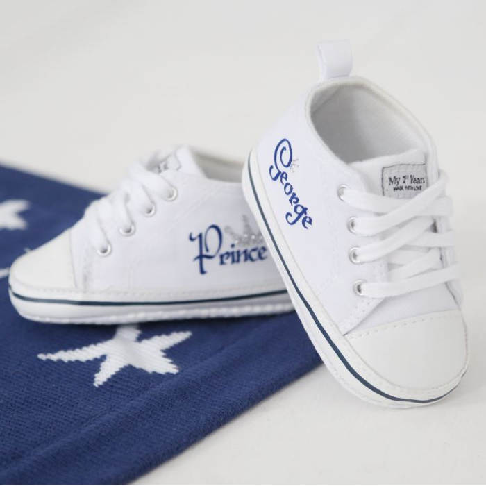 Personalised shoes