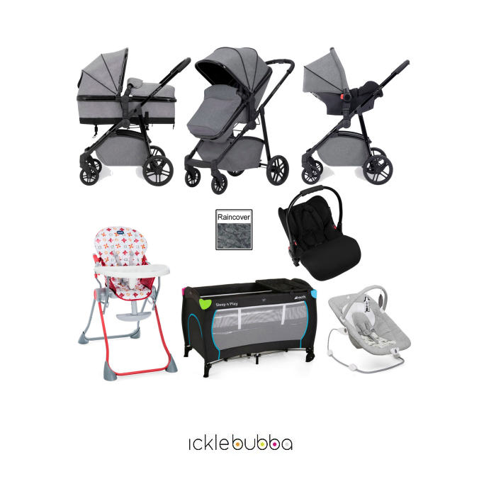 Ickle Bubba Moon All You Need 3 in 1 Bundle