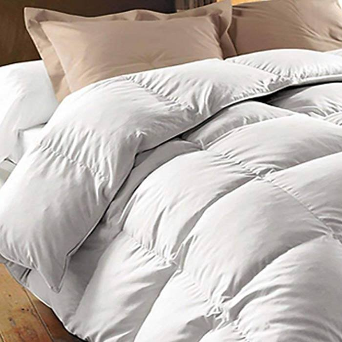 Duck or Goose Feather Down Duvet