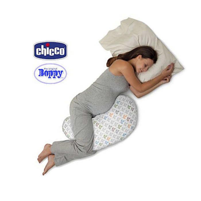 Chicco Boppy Cuddle Pillow - Silverleaf