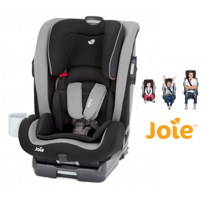 Joie Bold FX Group 123 Isofix Car Seat  Slate