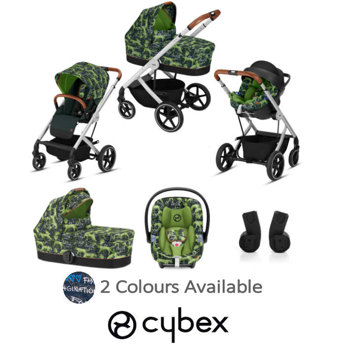 Cybex Gold Balios S Fashion Edition Travel System