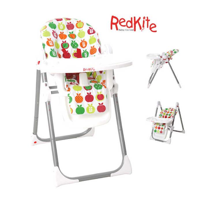 Red Kite Deli Highchair - Juicy Apples