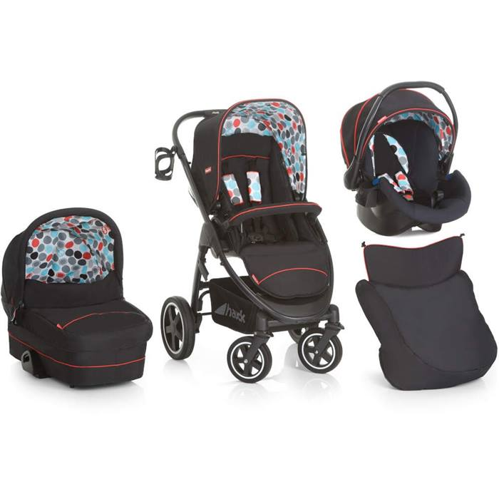 Fisher Price Easy Traveller Montreal+ Trio Set