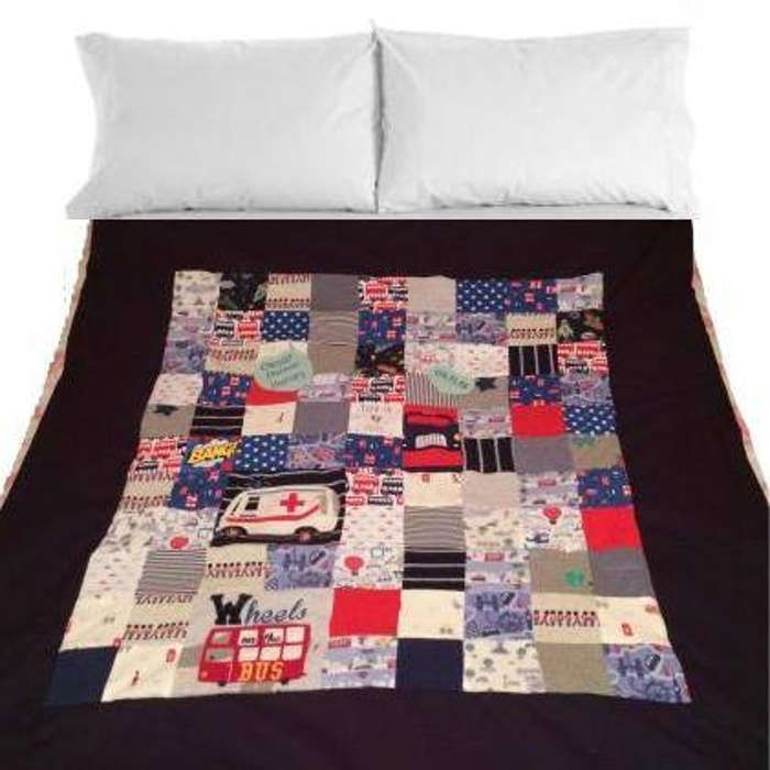 Memory quilt 3rd image