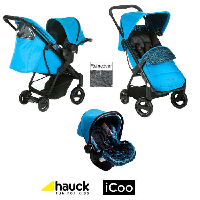 Hauck Icoo Acrobat Shop n Drive Travel System