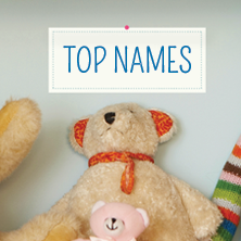 Top Baby Names | The Most Popular Baby Names | Bounty