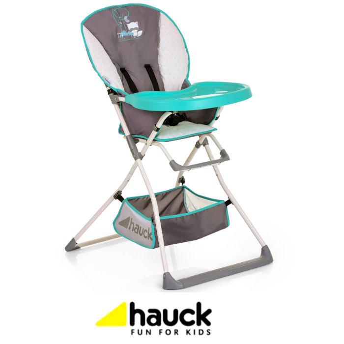 Hauck Mac Baby Deluxe Highchair