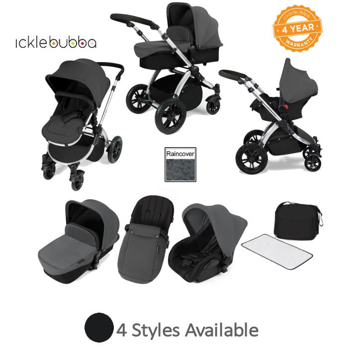 ickle bubba Stomp V2 Travel System