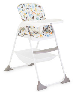 Mimzy Snacker highchair Joie 250