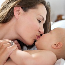 Signs your baby loves you 222