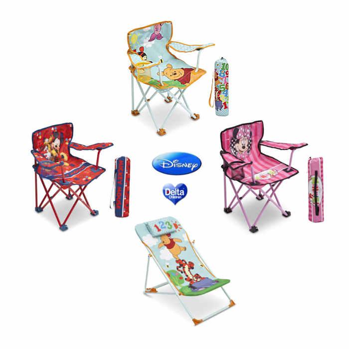 Delta Children Camping Chair - Disney