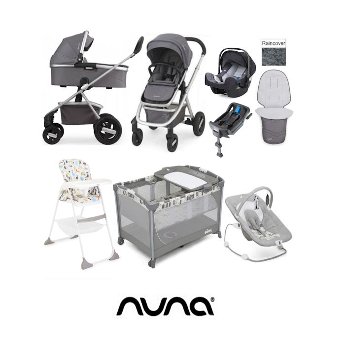 Nuna Ivvi Everything You Need Bundle