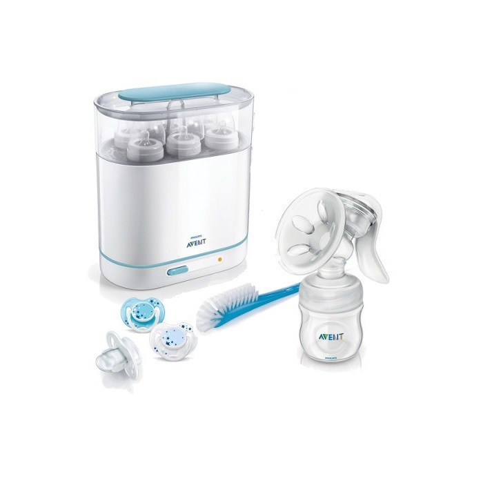phillips avent essentials starter kit