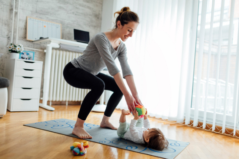 Fitness tips for mums 474