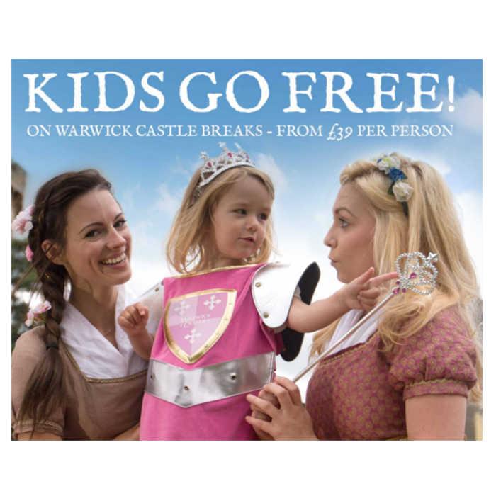 kids-go-free-warwick-castle
