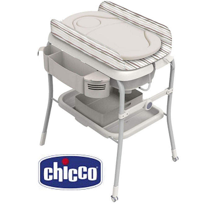 Chicco Cuddle Bubble Silver