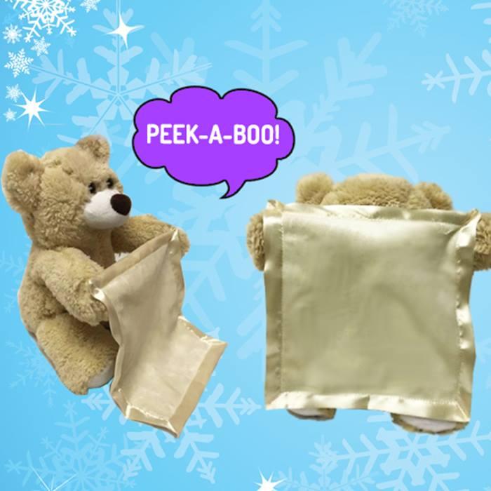 Peek-a-boo Bear