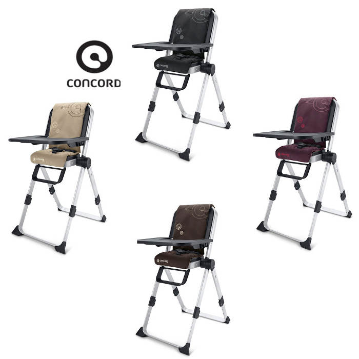 Concord Spin Highchair