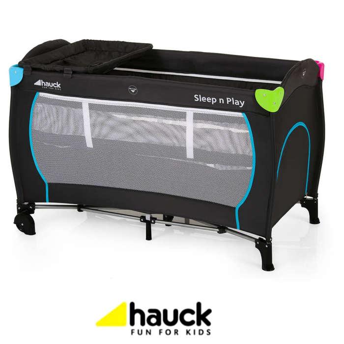 Hauck Sleep n Play Center Travel Cot / Playpen