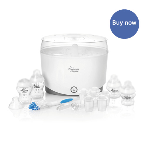 Steriliser Tommee Tippee Close to Nature