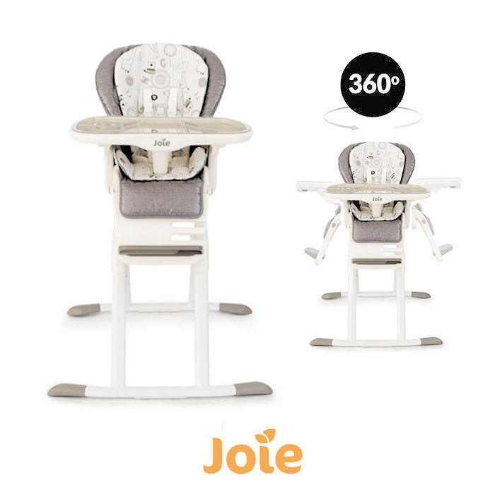 Joie Mimzy 360 Highchair - New Ned new - Copy
