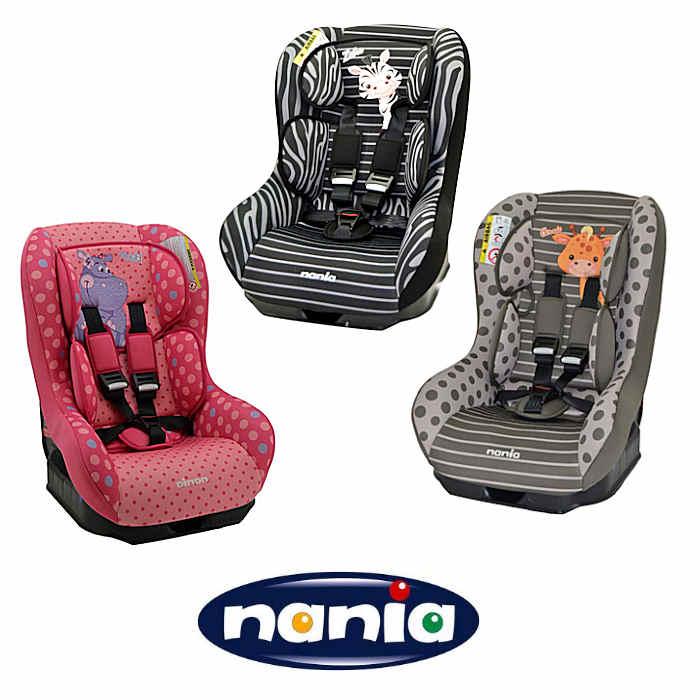 Nania SP Driver Group 0-1 Car Seat - bounty