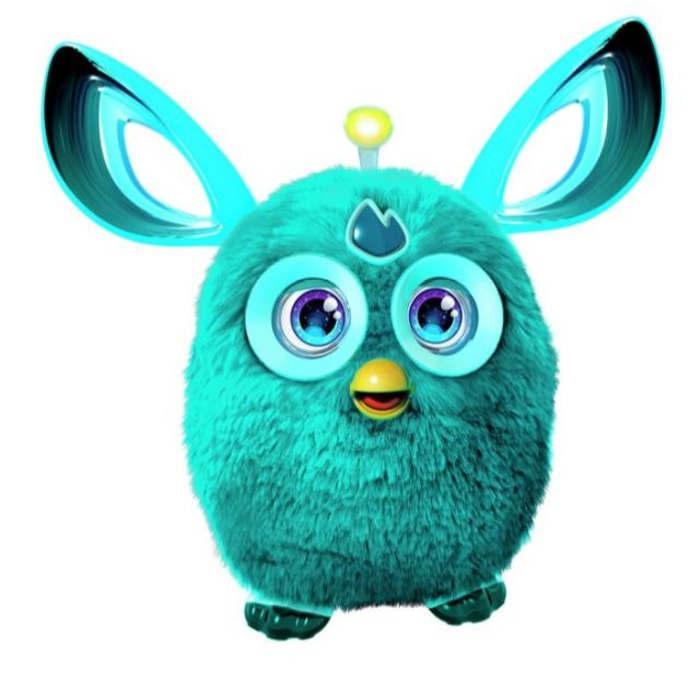 Furby teal