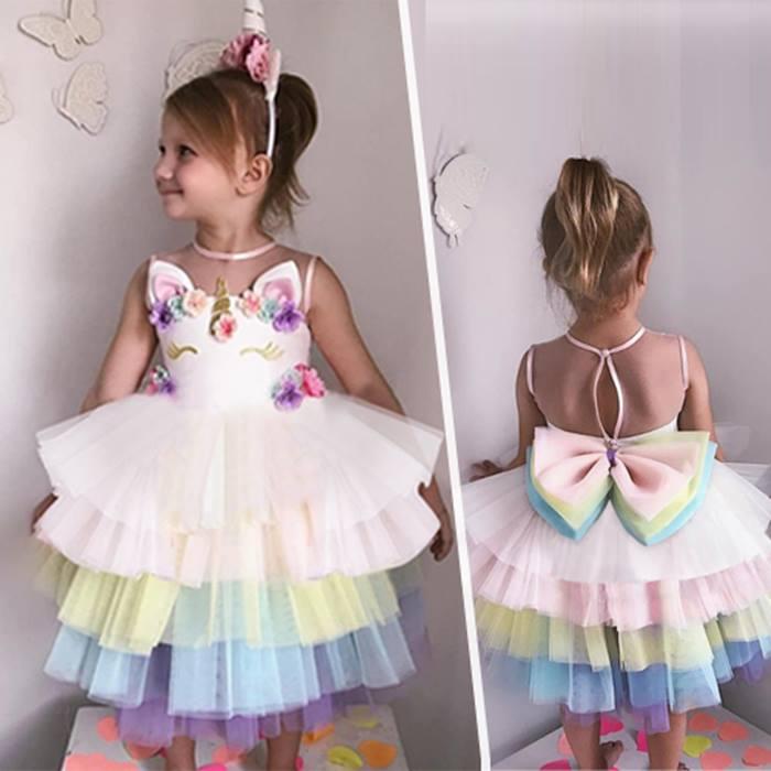 Little Unicorn Princess Tutu Dress - 5 Sizes