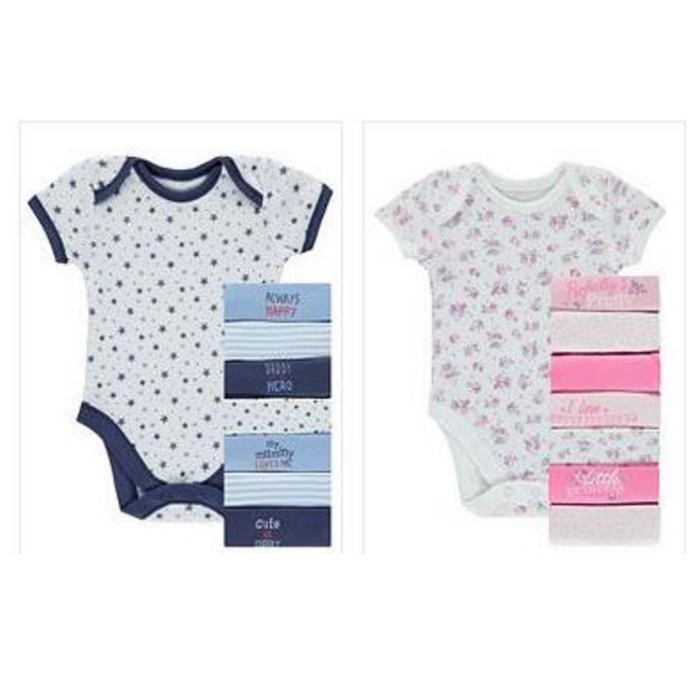 ASDA baby clothing