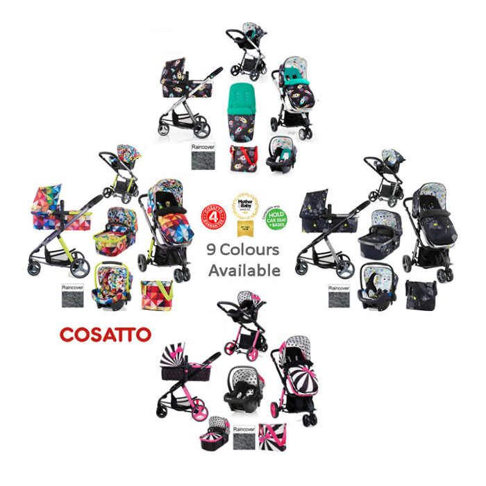 Giggle 2 Combi 3 in 1 Travel System