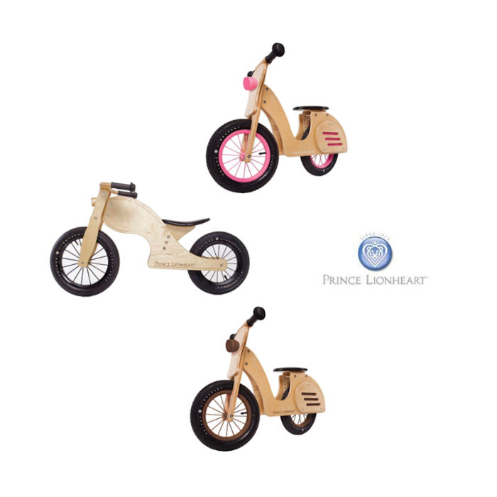Prince Lionheart Whirl - Chop Balance Bike Scooter