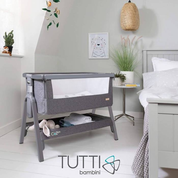 Tutti Bambini CoZee LITE Bedside Crib