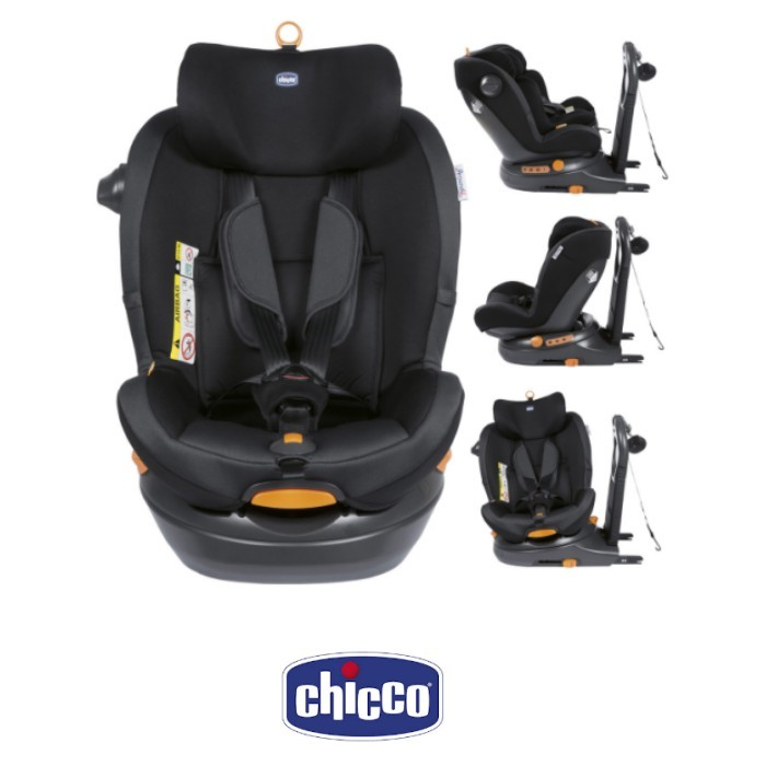 Chicco Around U Bebecare Group 0+/1 i-Size 360 Spin ISOFIX Baby Car Seat