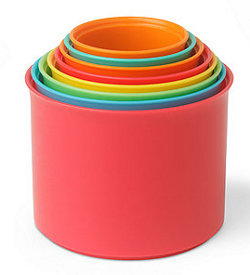 Mothercare stacking cups 250