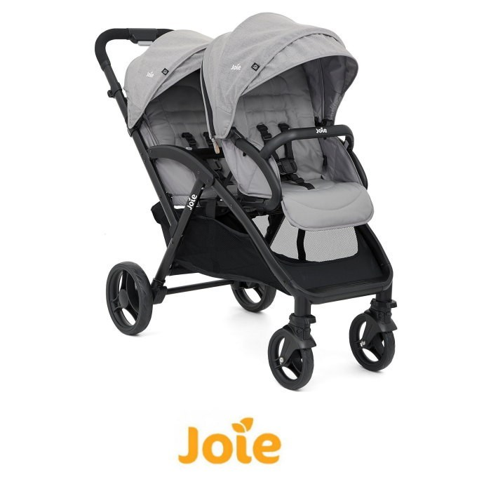 Joie Evalite Duo Tandem Stroller - Grey Flannel