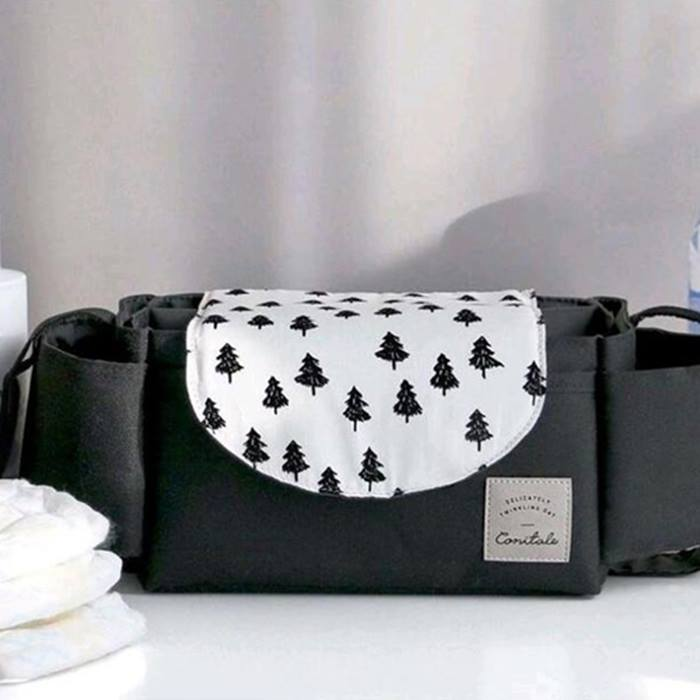 Baby Buggy Organiser - 4 Colours