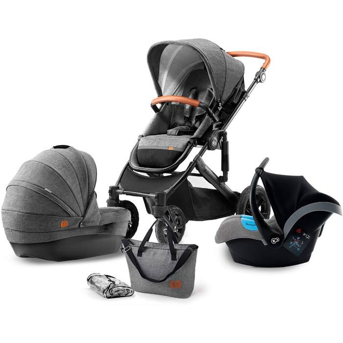 Kinderkraft Prime Travel System